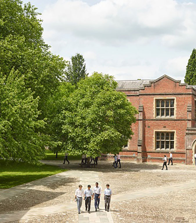 Winchester College Home Page