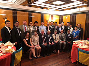 Hong Kong Guild Lunch 2018