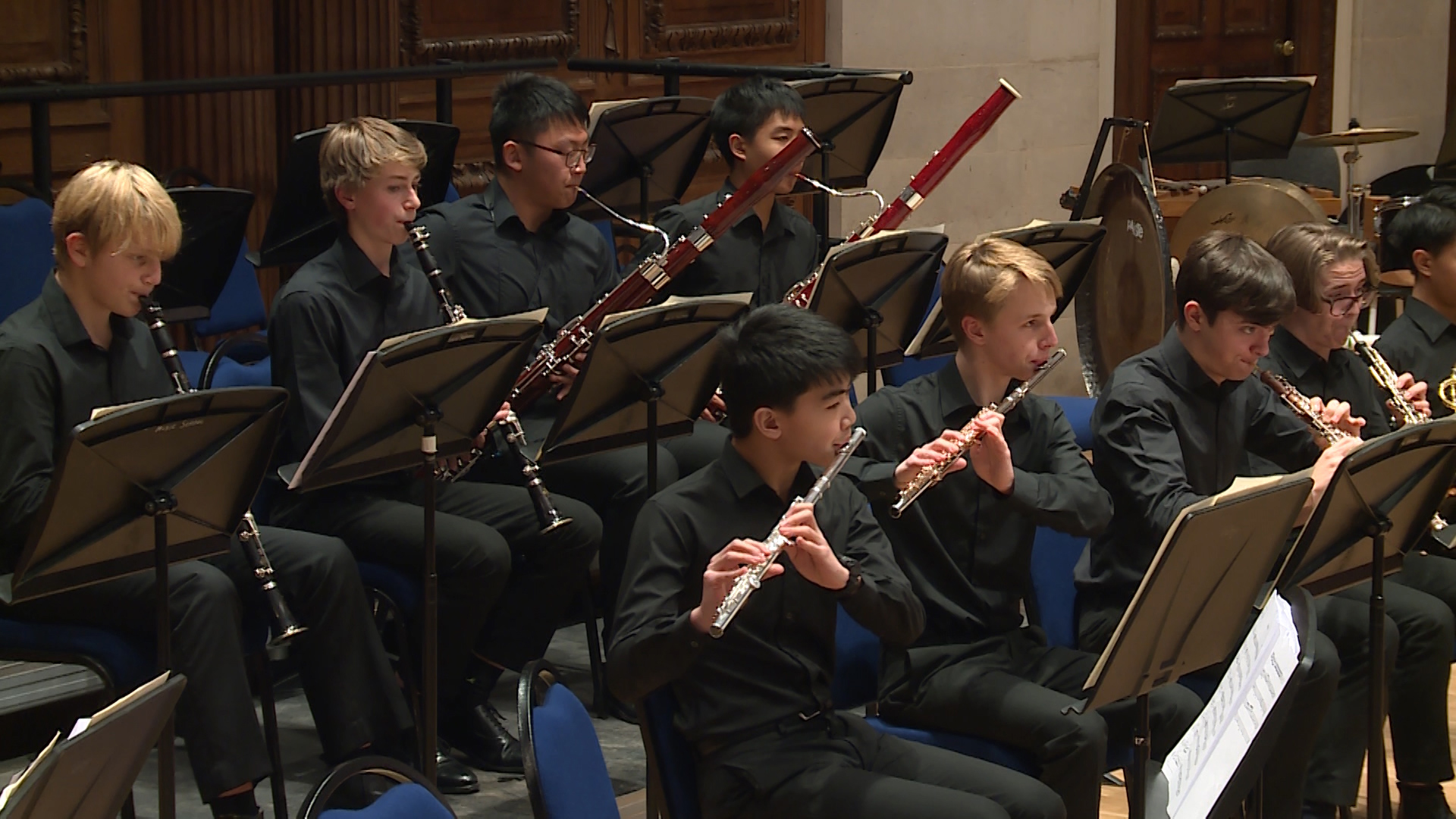 HK Tour 2018 Chamber Orchestra