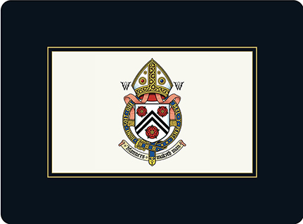 Winchester College Table Mat